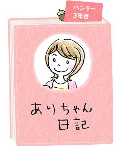 ありちゃん日記